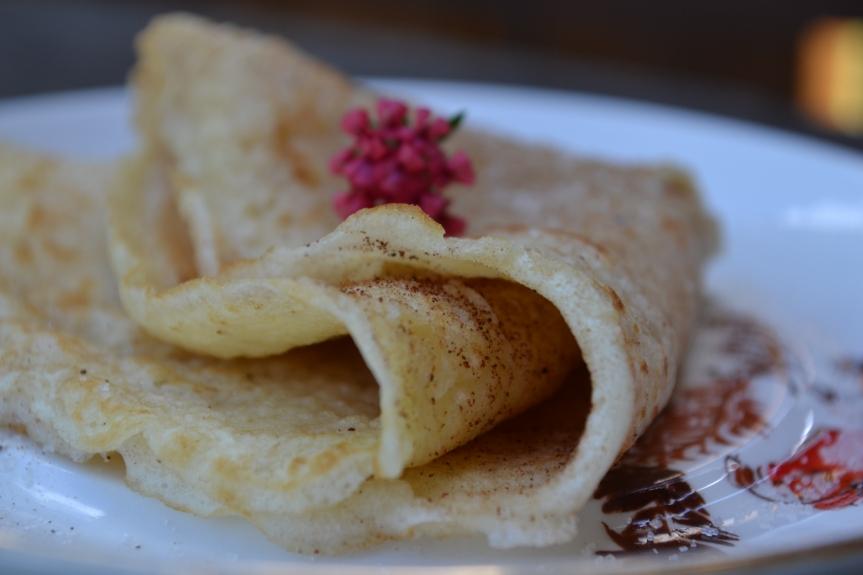 Low GI pancakes