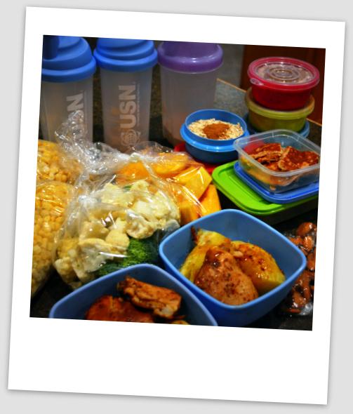 food preperation