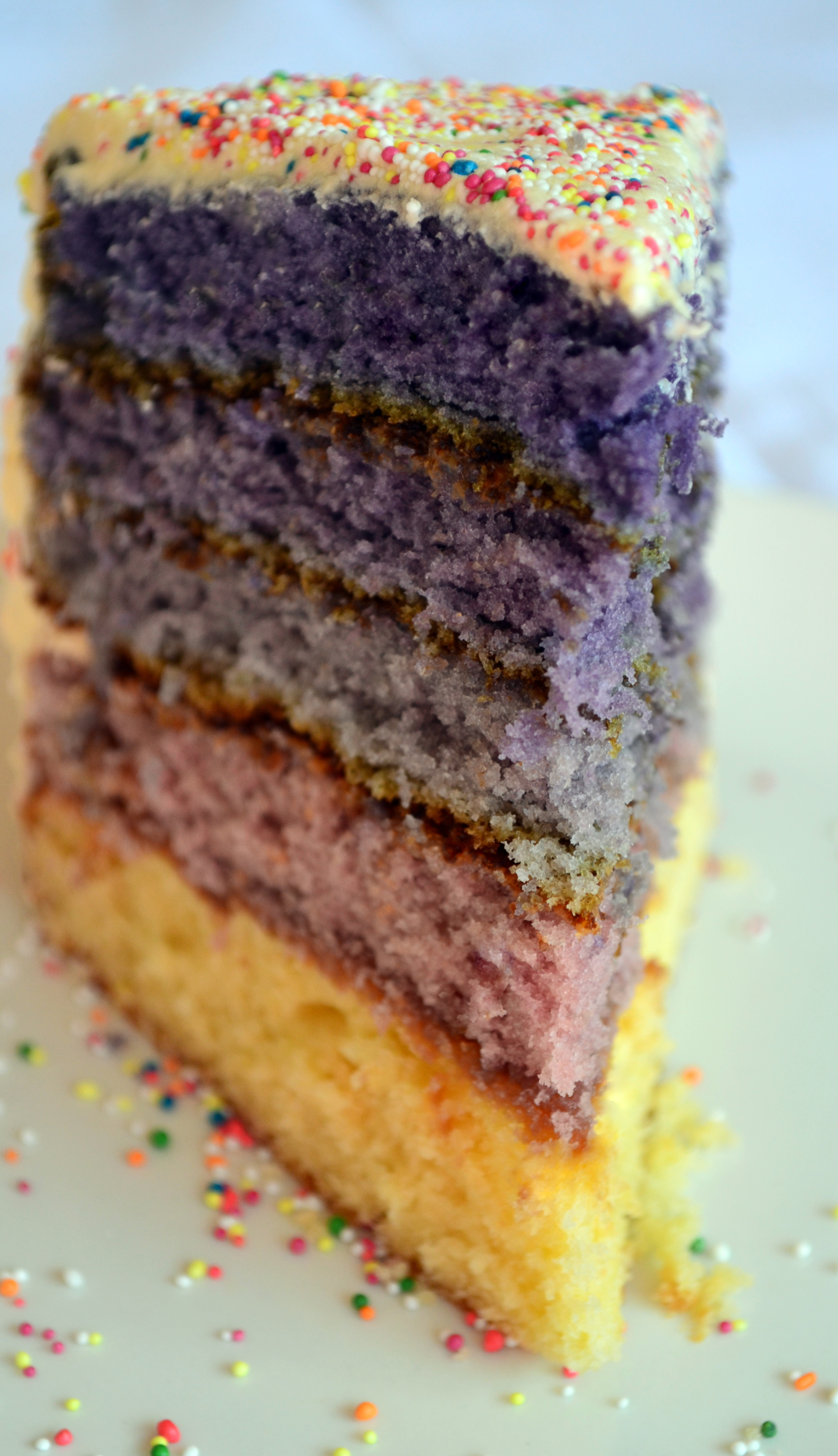 Ombre Birthday Cake Daily Dose Of Fresh