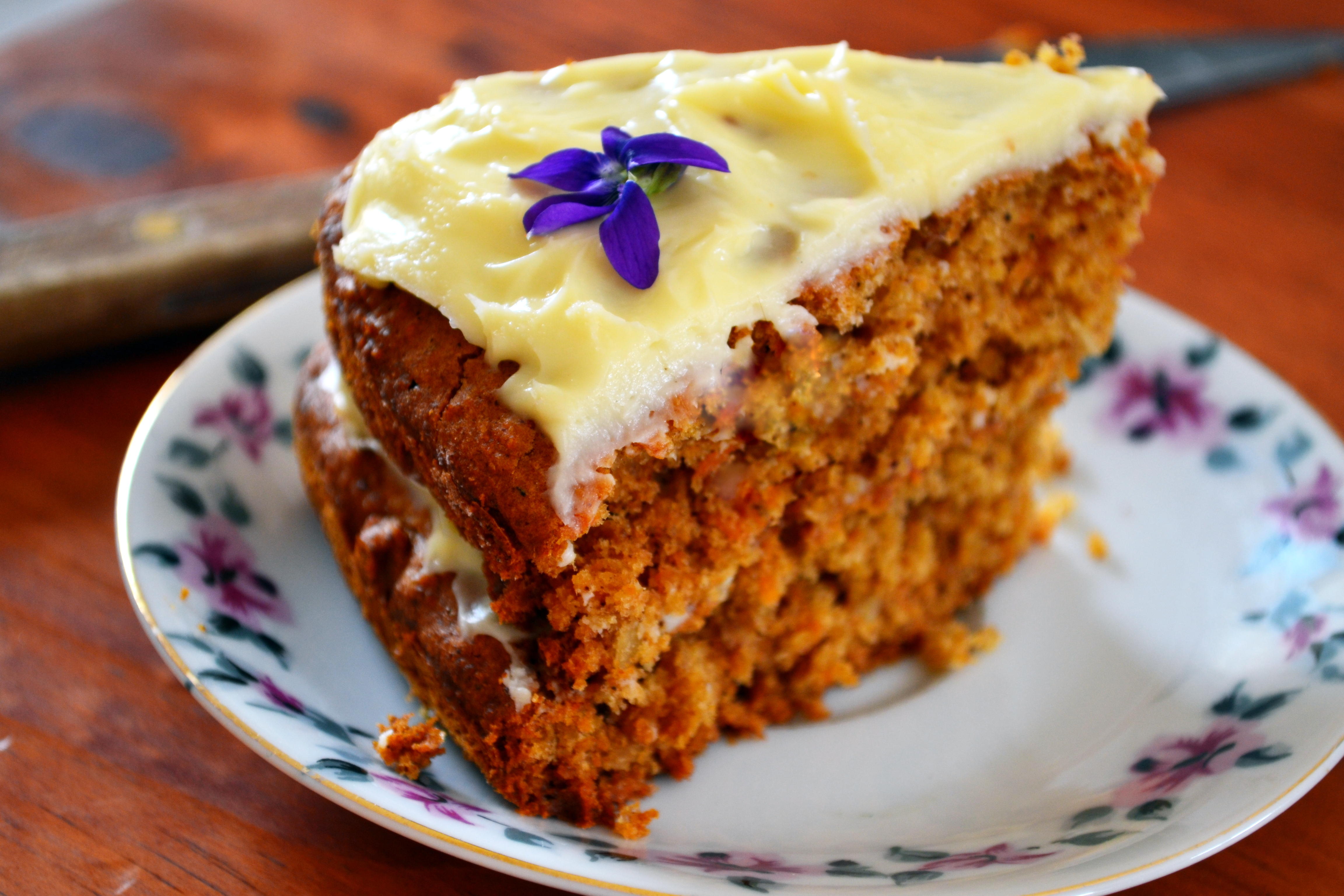 South african carrot cake recipe