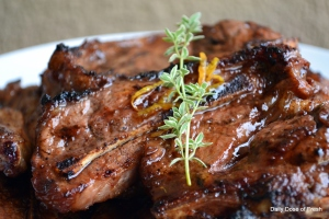 Marinated Chops