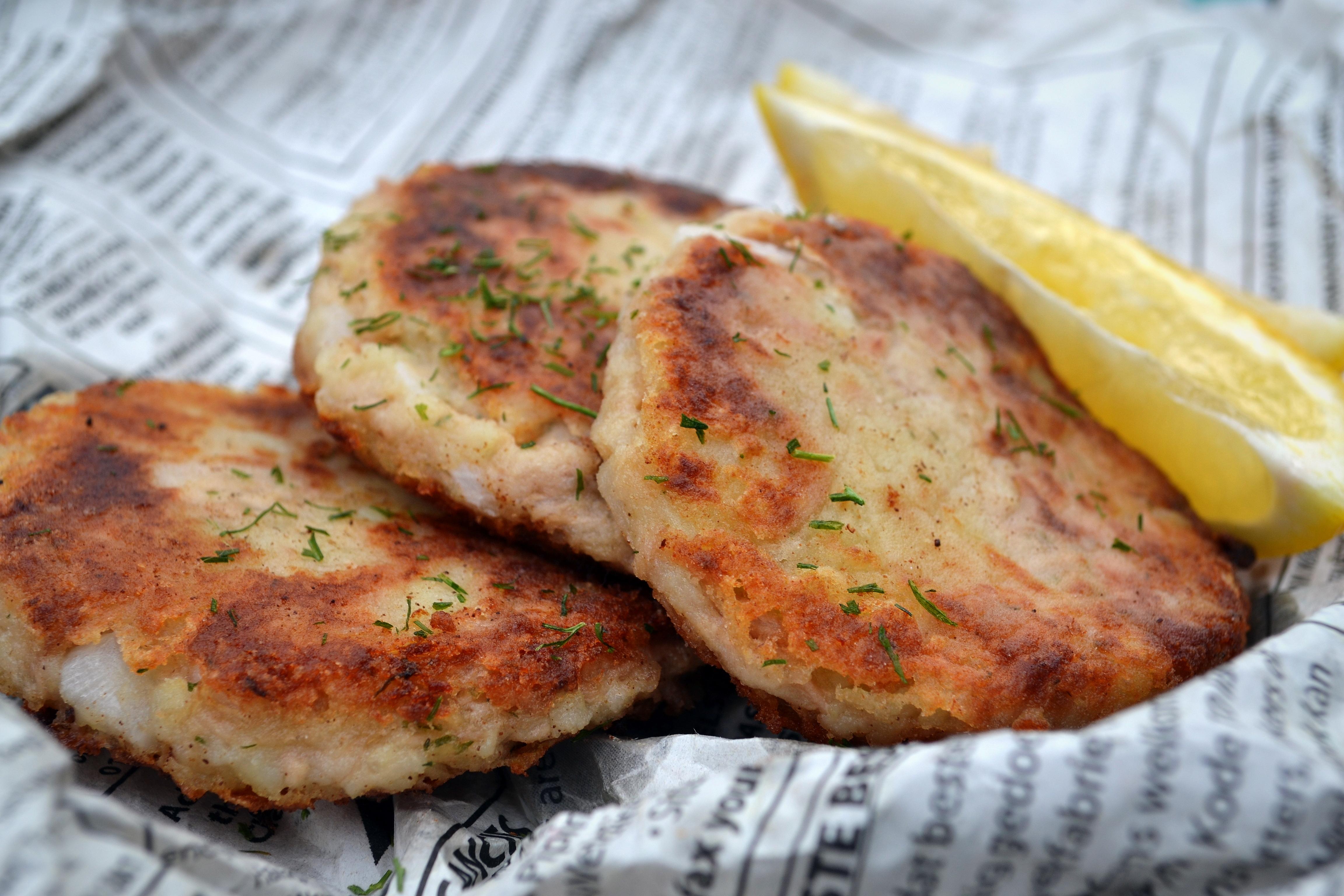Low fat tuna and potato fish cakes poor as folk for How to make fish patties