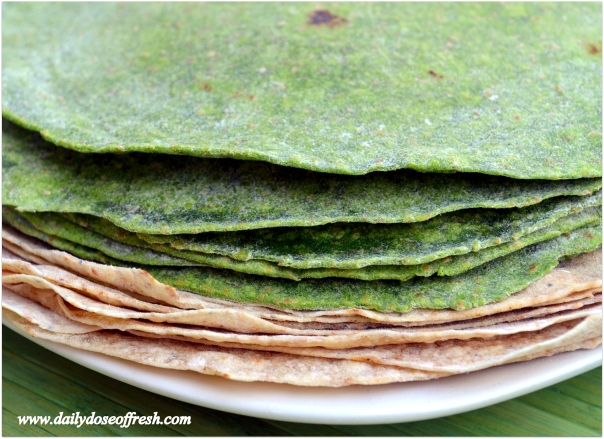 SpinachTortillas