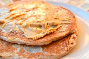 Protein pancakes each